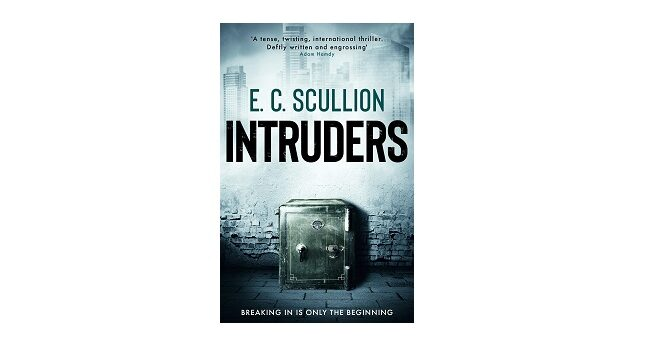 Feature Image - Intruders by E.c. Scullion