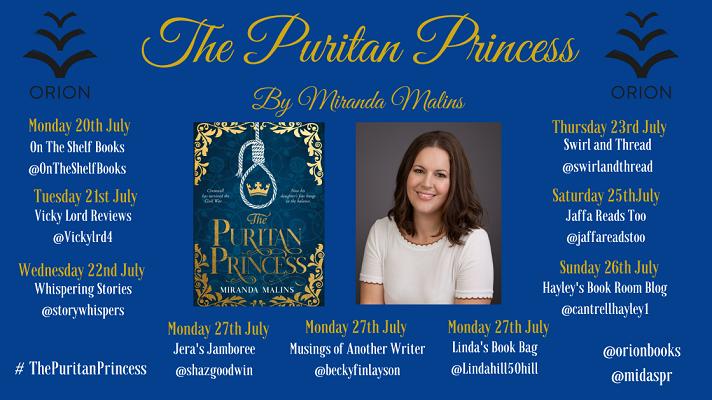 The Puritan Princess Blog Banner
