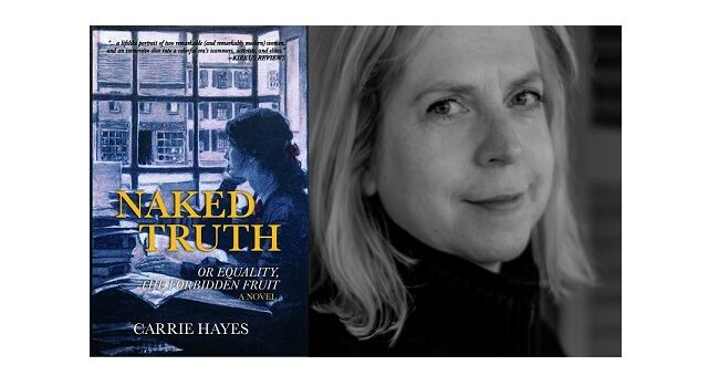 Feature Image - Naked Truth by carrie hayes