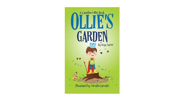 Feature Image - Ollie's Garden by Riya Aarini