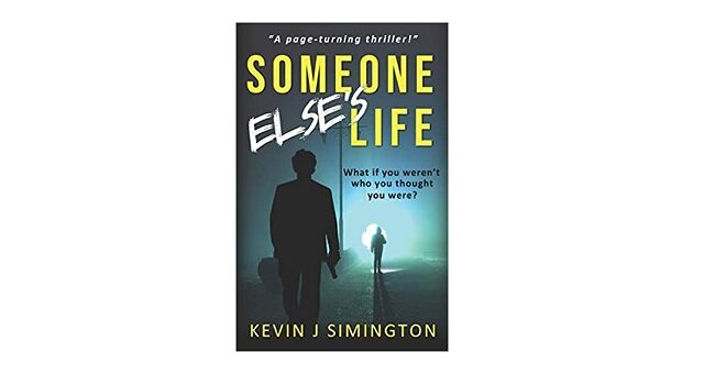 Feature Image - Someone elses Life by Kevin J Simington