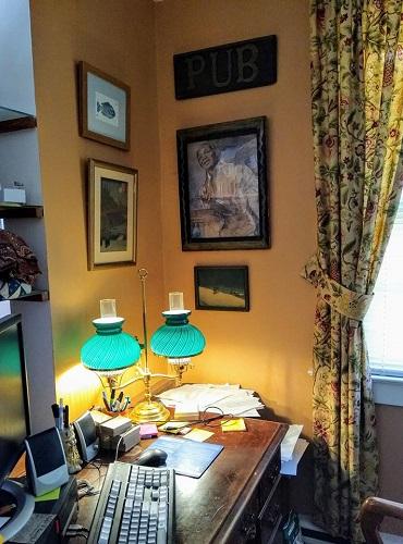 Where Karen Heenan Writes