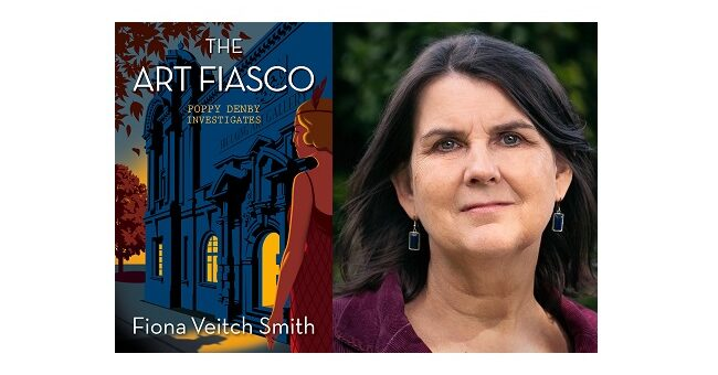 Feature Image - The Art Fiasco by Fiona Veitch Smith