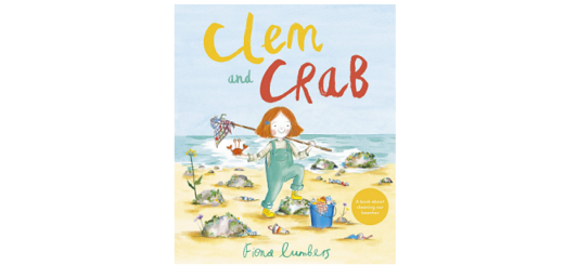 Feature Image - Clem and Crab by Fiona Lumbers