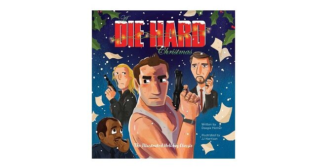 Feature Image - Die Hard Christmas by Doogie Horner