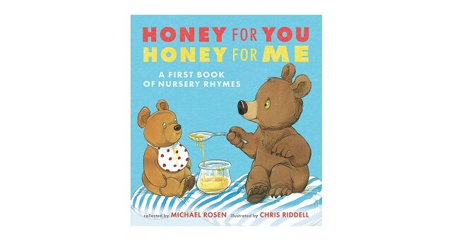 Feature Image - Honey for you Honey for me by Michael Rosen