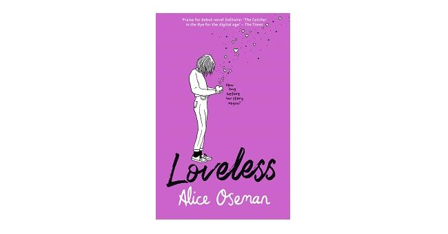 Feature Image - Loveless by Alice Oseman