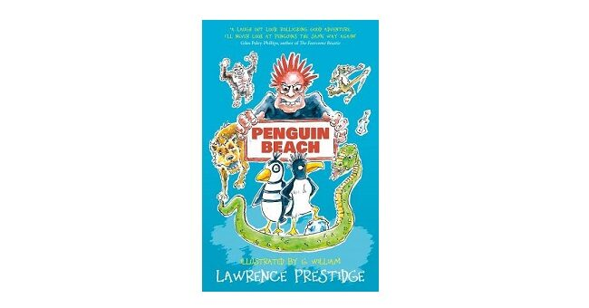 Feature Image - Penguin Beach by Lawrence Prestidge