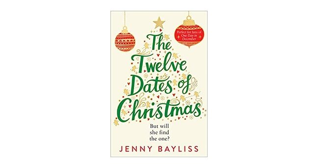 Feature Image - The Twelve Dates of Christmas by Jenny Bayliss