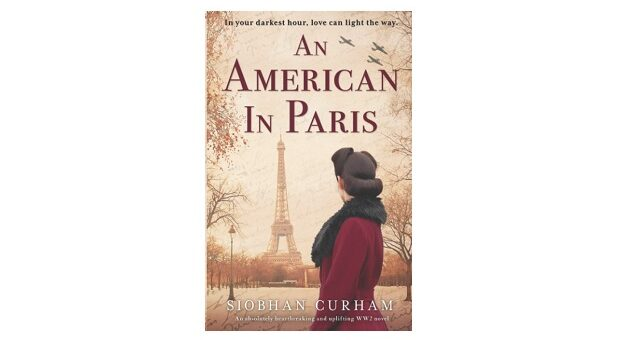 Feature Image - An American in Paris by Siobhan Curham