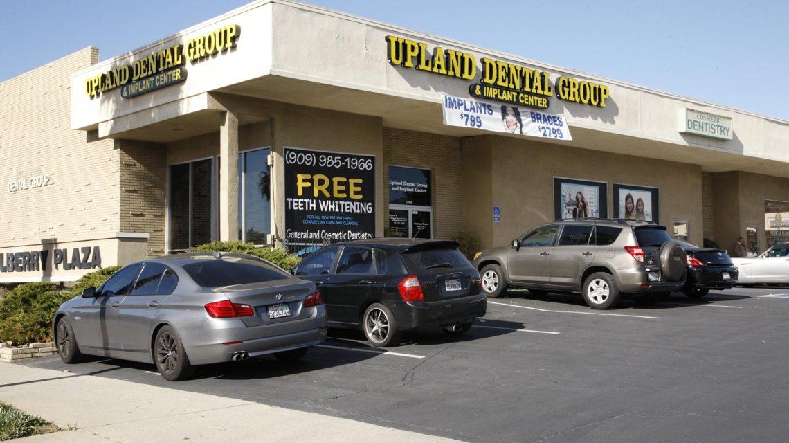 upland dentist