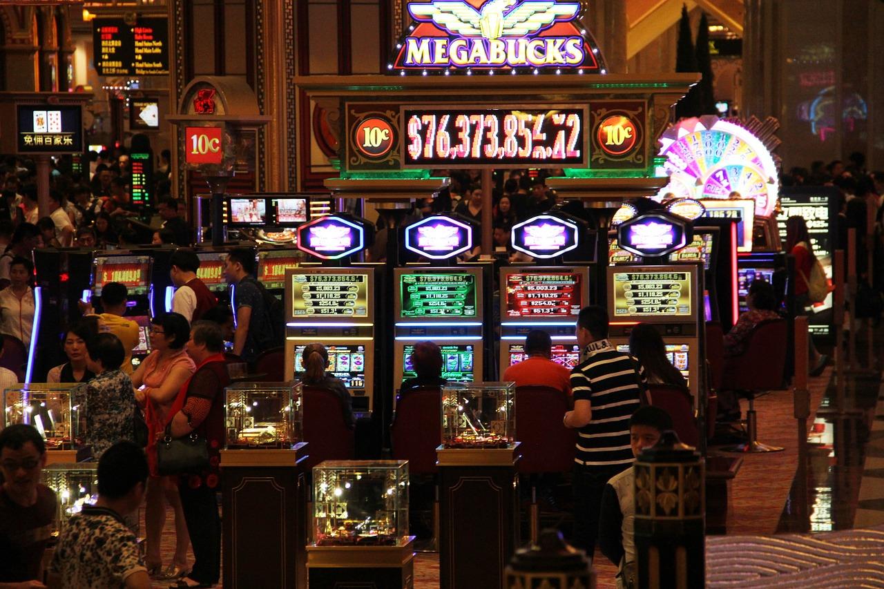 海外のカジノの写真