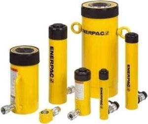 hydraulic rams and pumps