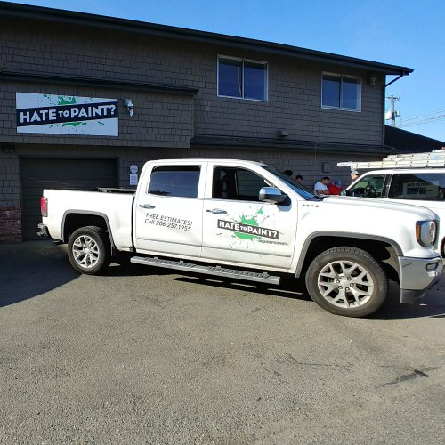 Hate to Paint? Free Estimate on Residential and Commercial Paitning in Seattle and Beyond