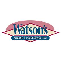 watson's vending