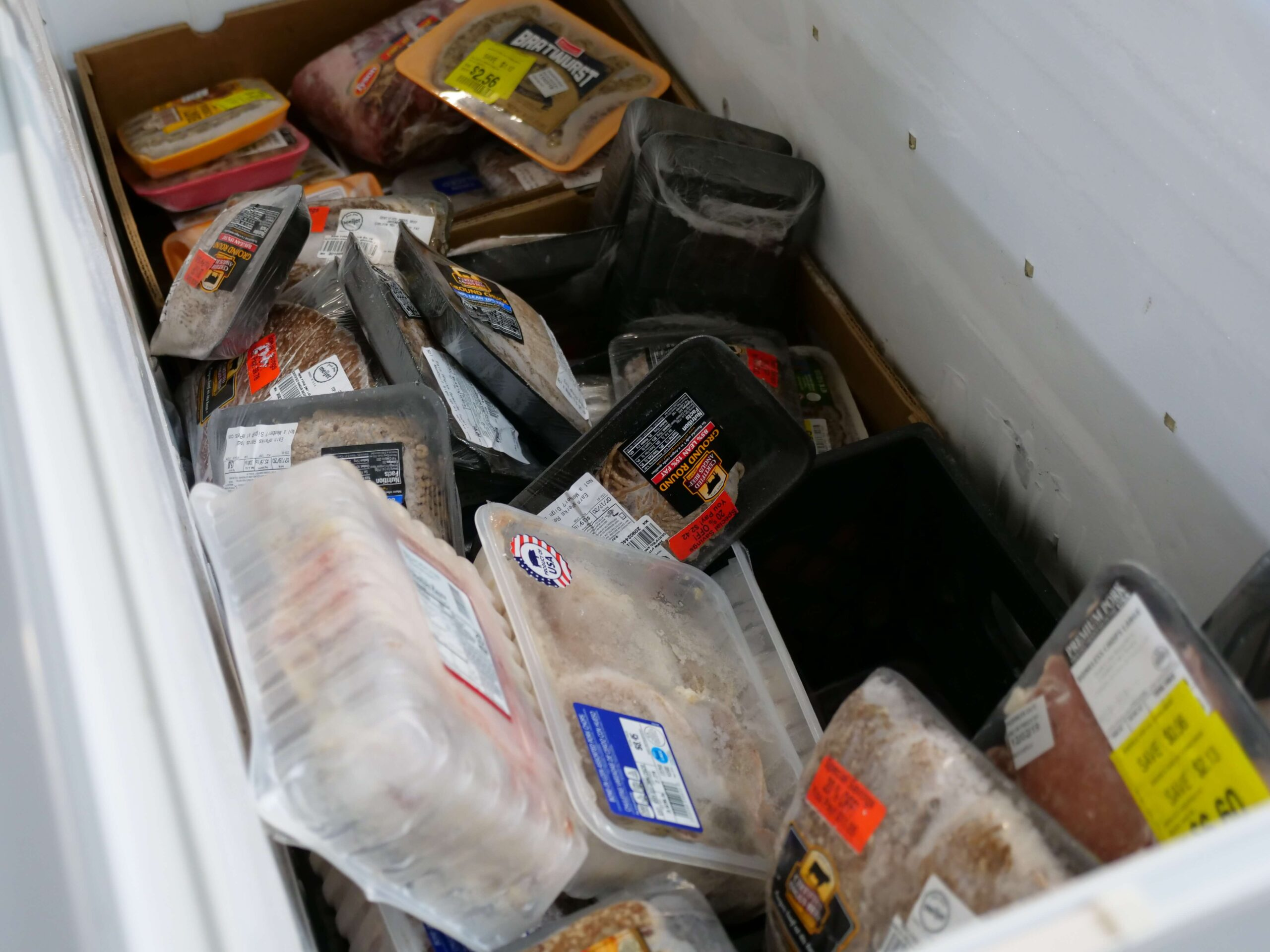 Freezer Meats