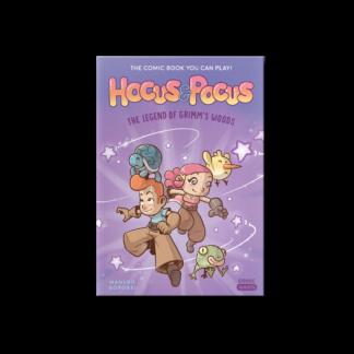 Comics Week_Hocus and Pocus 1