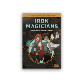 Comics Week_Iron Magicians