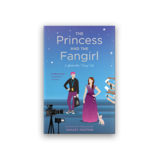 Once Upon A Con_Princess and the Fangirl PB