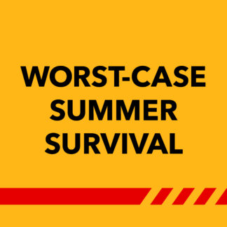 Worst-Case Summer Survival