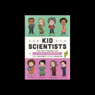 Kid Legends Week_Kid Scientists