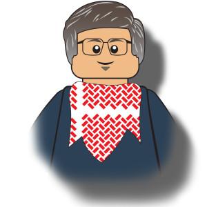 Collin Abbey Self Portrait