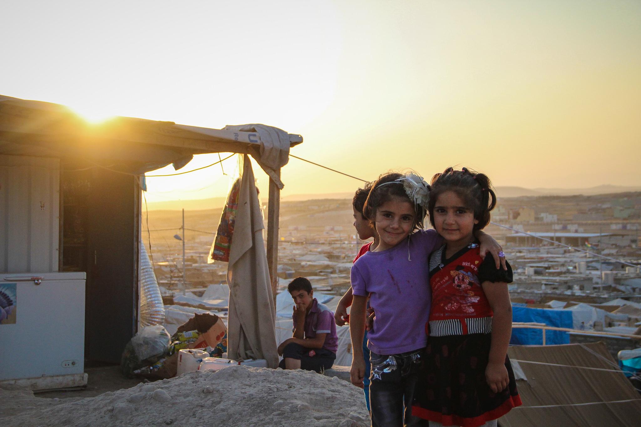 refugees Iraq