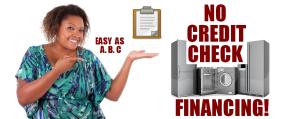 No Credit Check Financing cover image