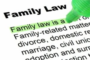 Family Law defined