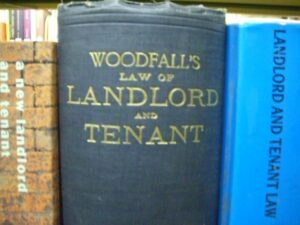 Landlord Tenant book