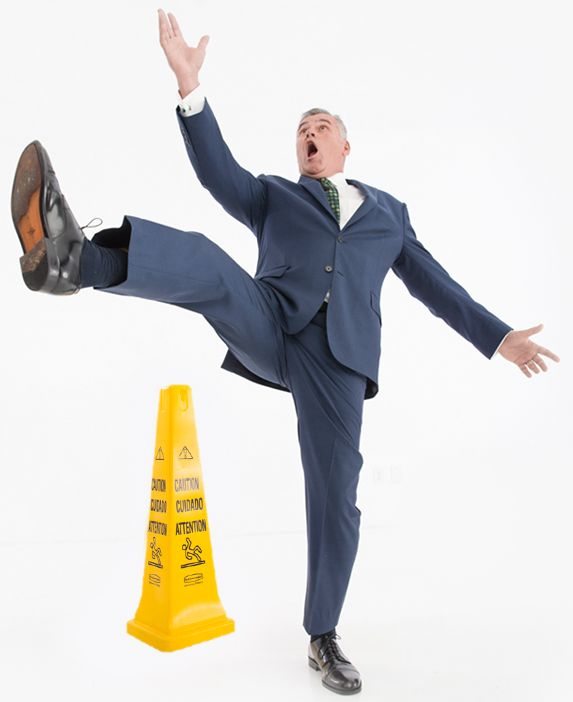 Ten Things You Can Do to Prevent Slips, Trips, and Falls