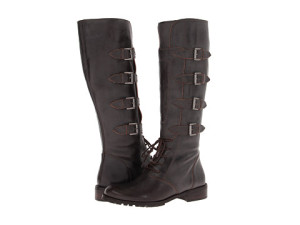 military riding boot