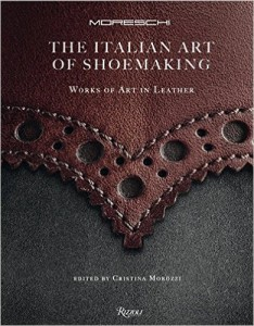 Moreschi The Italian Art of Shoemaking Works of Art in Leather book cover