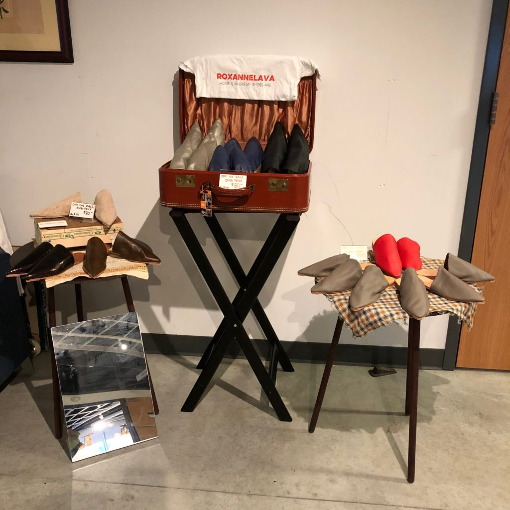 RoxAnneLava PopUp - the art of the mule