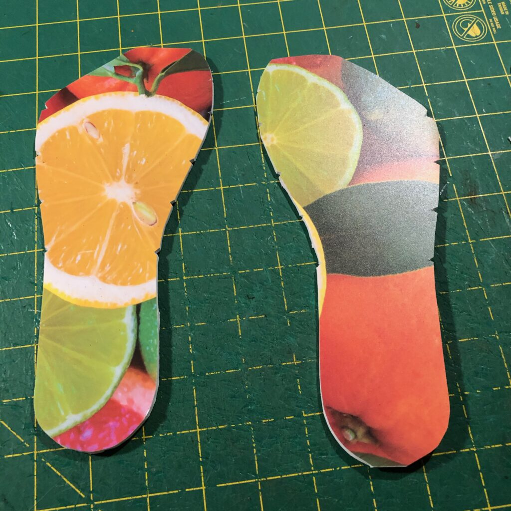 placemat insole