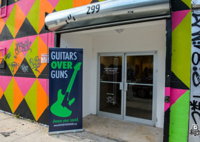 Guitars Over Guns Presents Young Professionals Happy Hour September 10, 2015