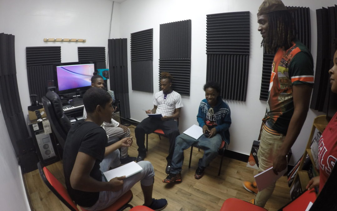 Mentor Add-2 Recaps First Week at GOGO Haven Studio