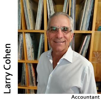 Larry Cohen, Accountant