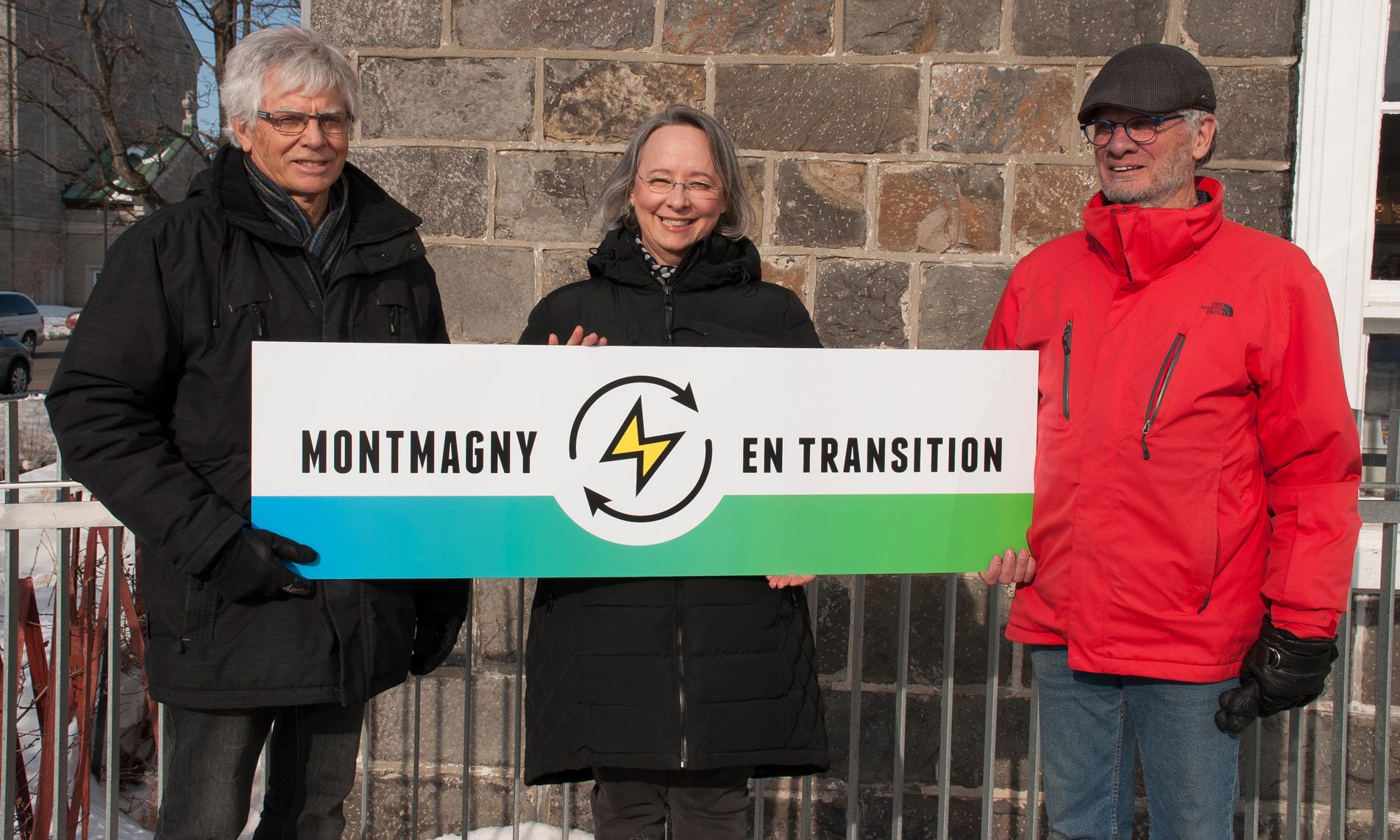 Des citoyens de Montmagny organiseront eux-mêmes une séance d'information publique sur le gaz naturel