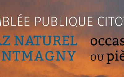Gaz naturel à Montmagny: Les promoteurs vont-ils emboîter le pas à l'assemblée publique citoyenne?
