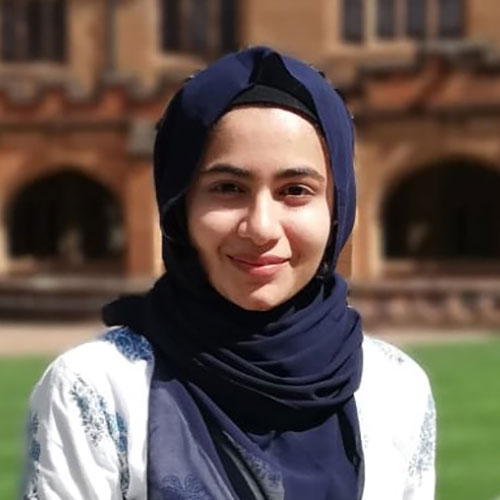 Portrait of Khadija Fatima