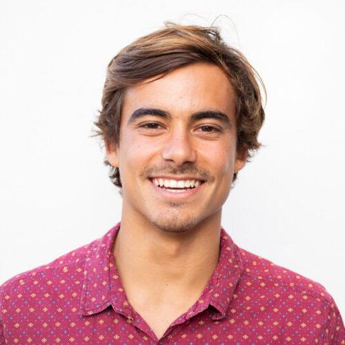 Portrait of Luke Calo