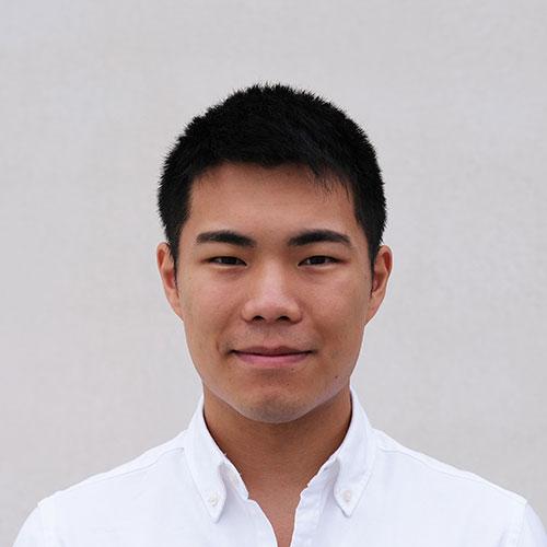 Portrait of Desmond Chiang