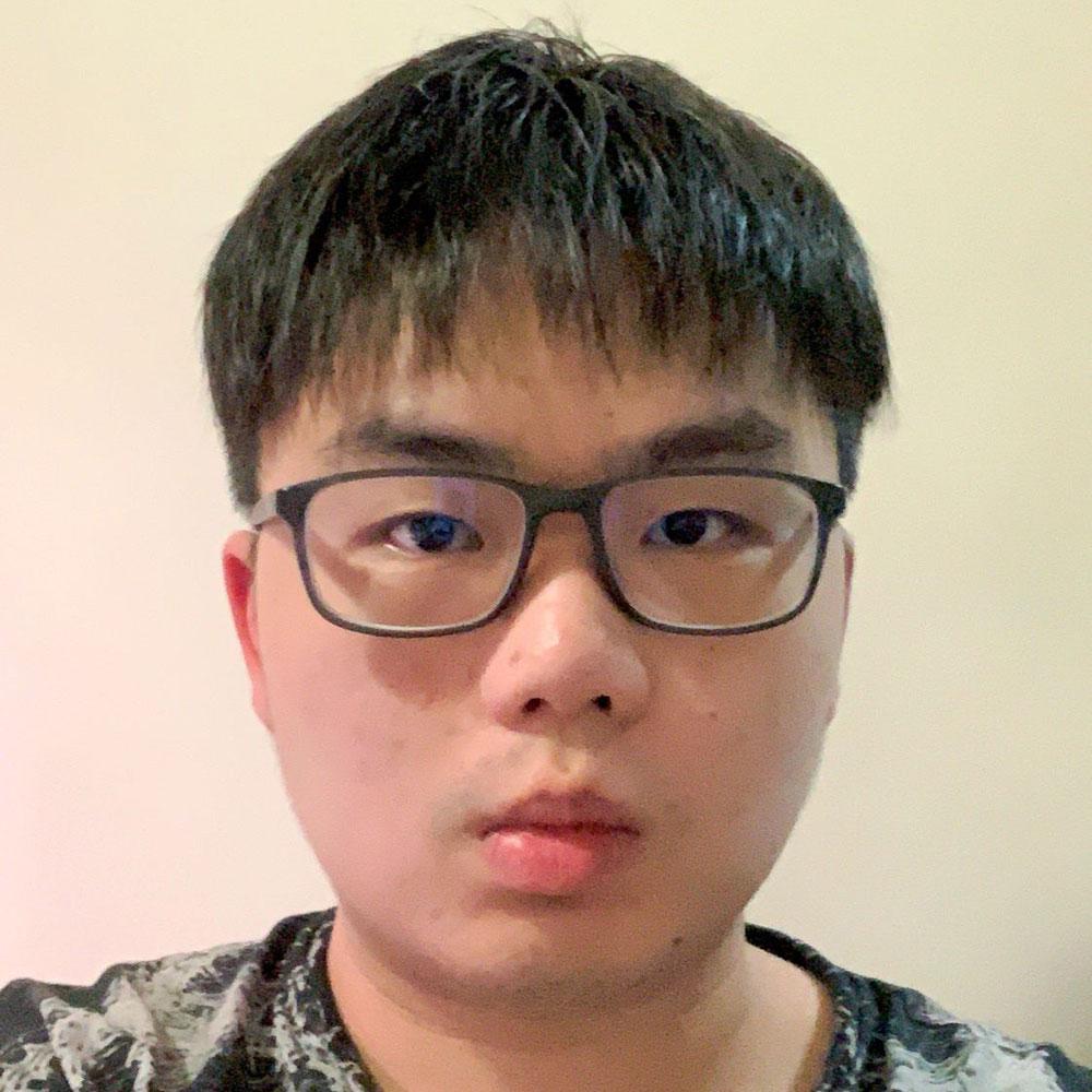 Portrait of Xinyang Jiang