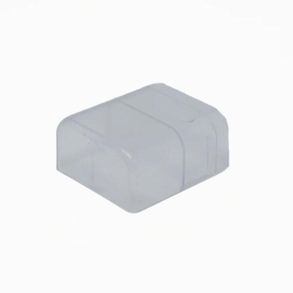 clear wirehider end cap