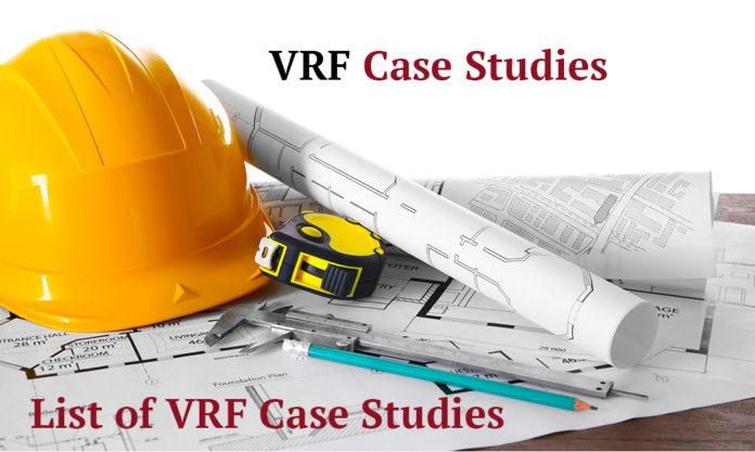 VRF Case Studies
