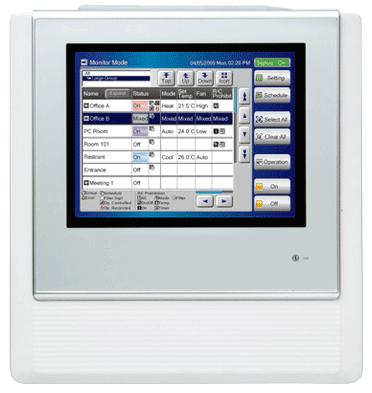 VRF System Controller   VRF Wizard   Variable Refrigerant