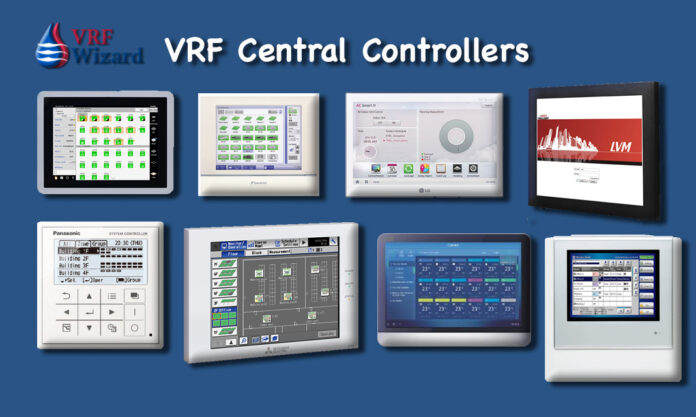 VRF Central Controller