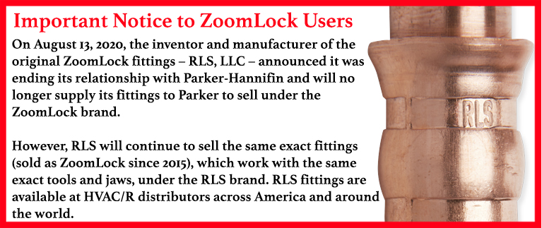 Important Notice for ZoomLock Users