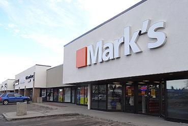 Forest Hills Shopping Center, Calgary